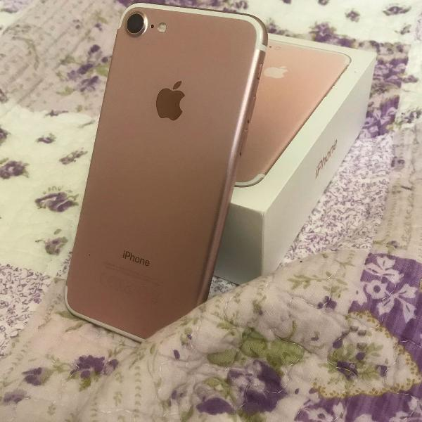 iphone 7 rosa gold 0