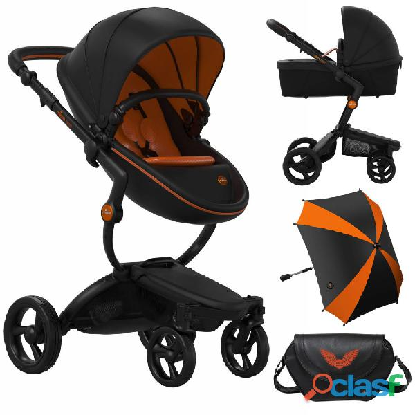 Mima Xari Stroller Complete Package Limited Edition Rebel 0