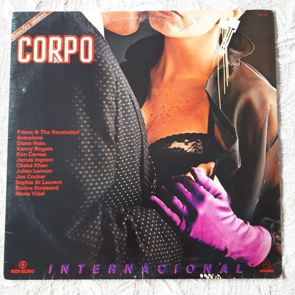 disco novela corpo a corpo internacional (original) 0