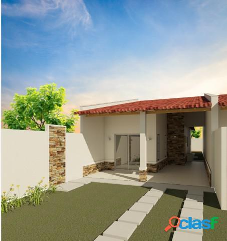 Casa Plana - Venda - Eusebio - CE - Amador 0