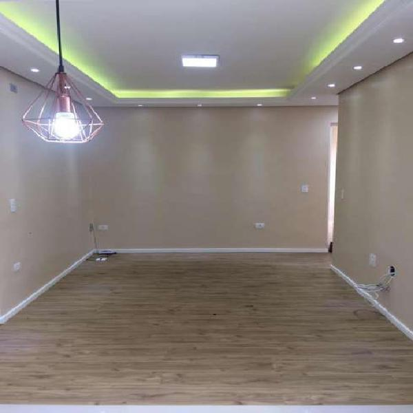 Apartamento para venda possui 60 metros quadrados com 2 0