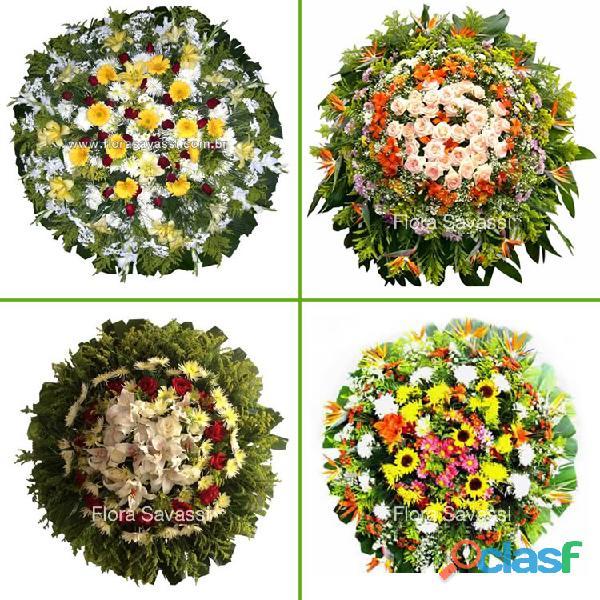 190,00 coroas de flores velório do cemitério da paz em bh velório do cemitério parque da colina bh