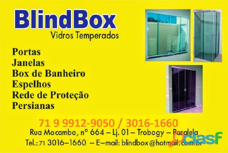 Manutenção de Blindex em salvador 71 3016 1660