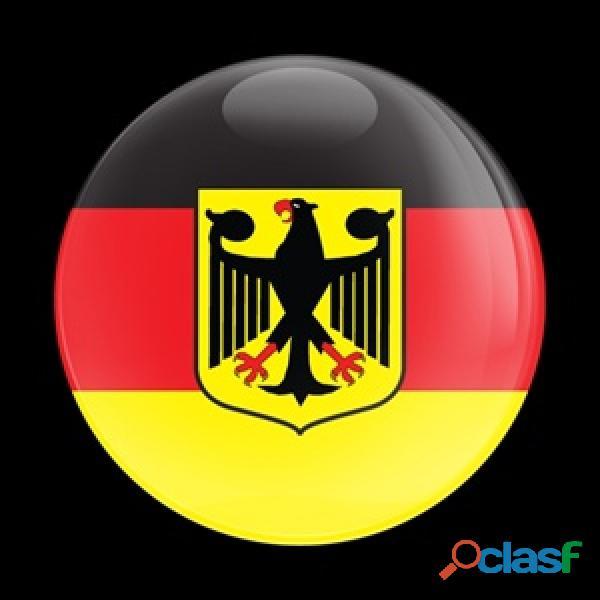 Intérprete – professor, aulas particulares, & curso de alemão – à distância por skype – ondaf
