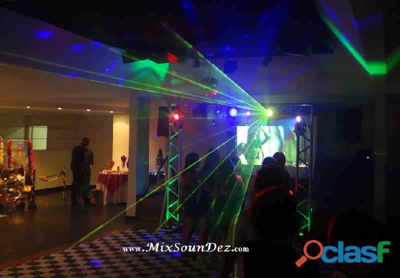 Dj som iluminação telão Rio de Janeiro aniversário casamento 15 anos festa e eventos 5