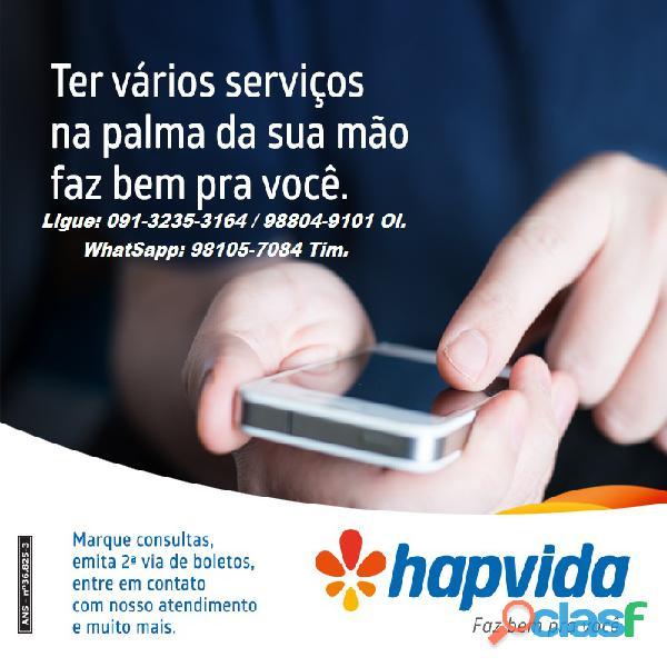 Hapvida saúde vendas com desconto no plano familiar faça online pelo whzp..