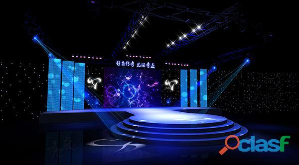 Painel LED RGB para Shows e Eventos 6