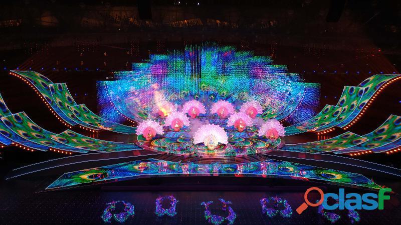 Painel LED RGB para Shows e Eventos 7