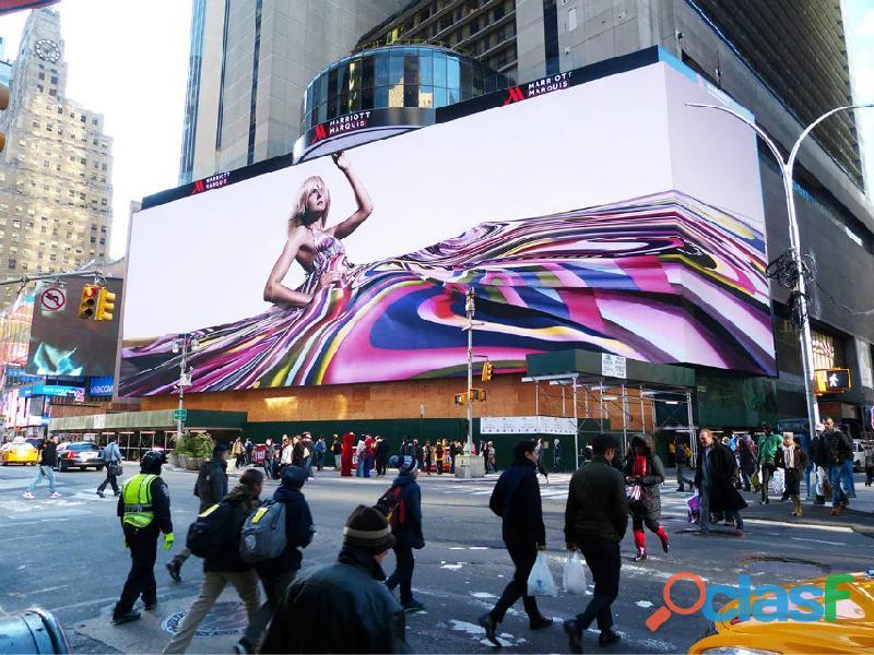 Publicidade em painéis eletrônicos de leds,painel de leds outdoor,telas led para publicitarios 1