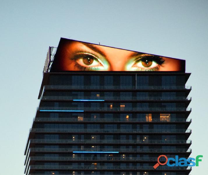 Publicidade em painéis eletrônicos de leds,painel de leds outdoor,telas led para publicitarios 2
