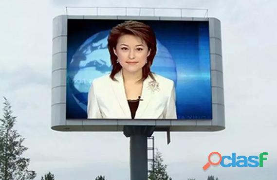 Publicidade em painéis eletrônicos de leds,painel de leds outdoor,telas led para publicitarios 7