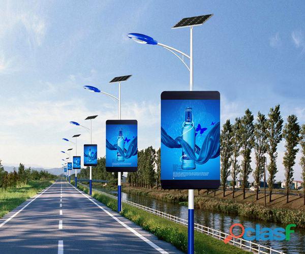 Publicidade em painéis eletrônicos de leds,painel de leds outdoor,telas led para publicitarios 6