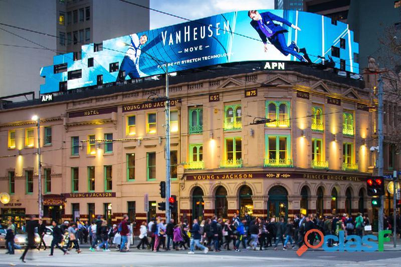 Publicidade em painéis eletrônicos de leds,painel de leds outdoor,telas led para publicitarios 3