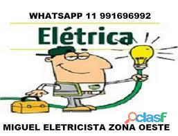 Eletricista em Peri Peri,Rio Pequeno
