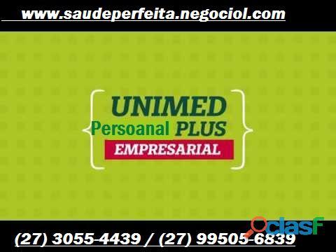 Unimed Personal Empresarial (27) 3055 4439
