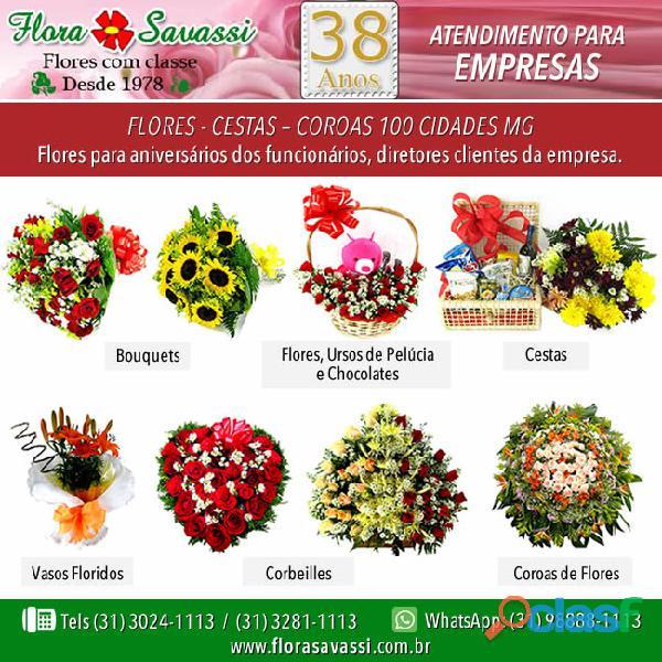 Contagem flora flores floriculturas entregas de flores, cesta de café e coroas em contagem