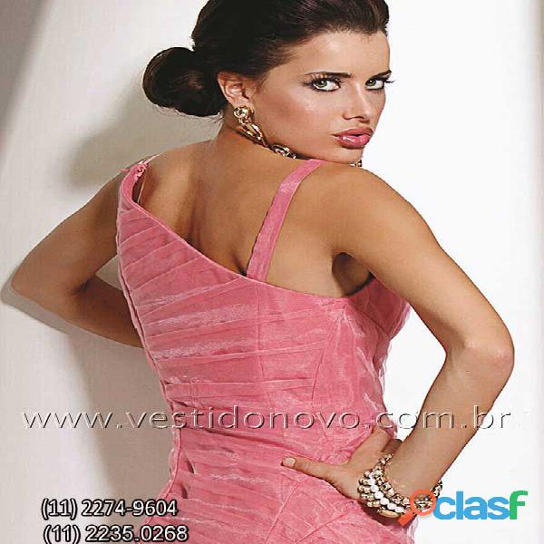 Vestido rosa, mãe de noivo, aclimação, cambuci, vila mariana, zona sul