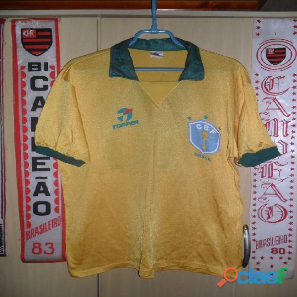 Camisa brasil ( topper )