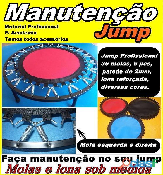 Jump Profissional e Reforma de Jump 1