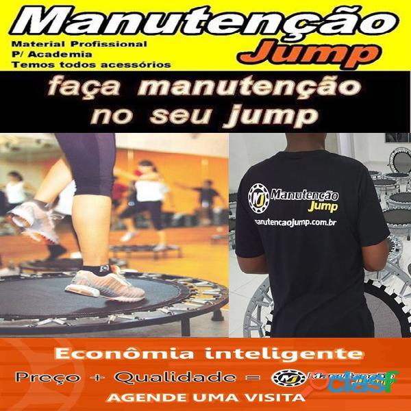 Manutenção de jump reparos de mini jump