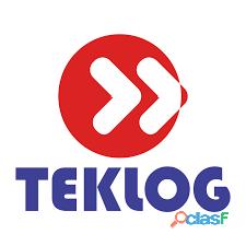 Teklog oferece o serviço de armazenagem por R$ 25,00 o pallete