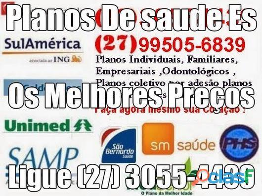 Planos de Saude Es Tabelas (27) 3055 4439 2
