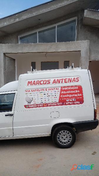 Vendemos e instalamos tvs via satélite livre sem mensalidade