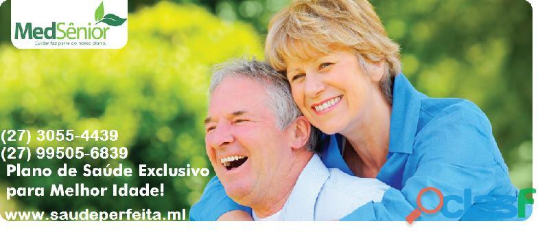Planos de saude para idosos es (27) 3055 4439