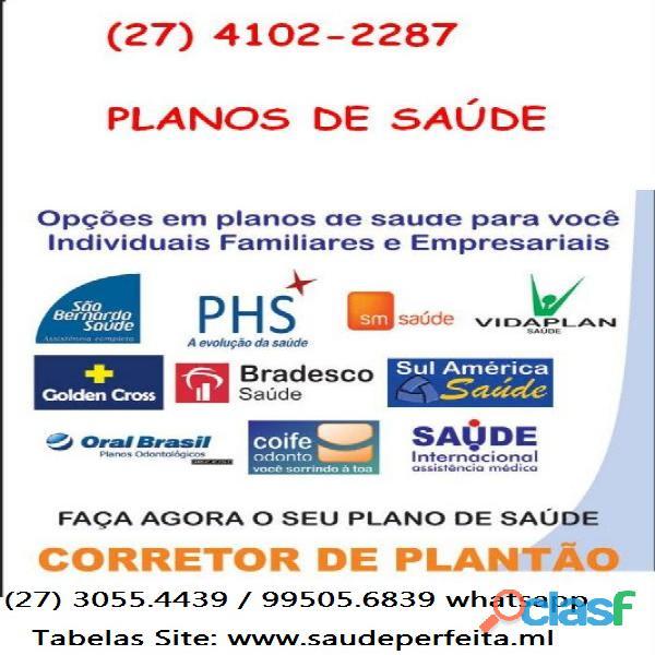 Planos Samp Es (27) 3055 4439 / 99505 6839 1