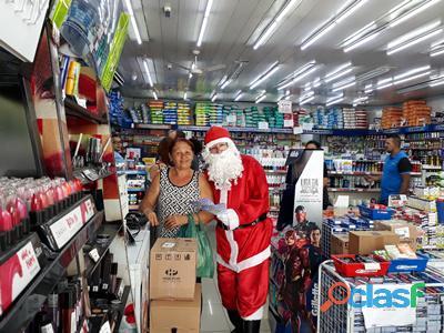 Papai Noel para visita em residencia , festas e eventos