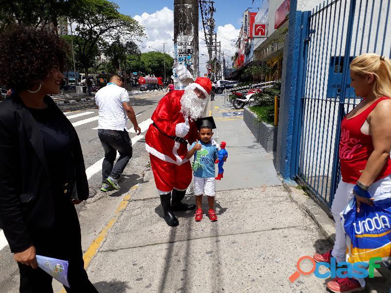 Papai Noel para visita em residencia , festas e eventos 6