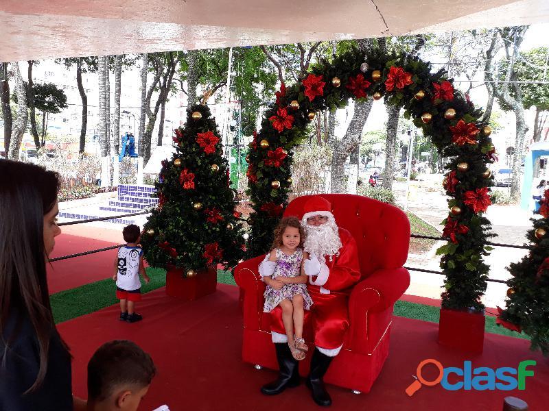 Papai Noel para visita em residencia , festas e eventos 5
