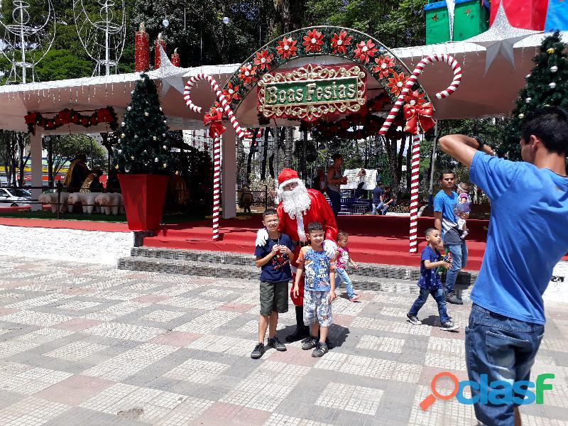 Papai Noel para visita em residencia , festas e eventos 3