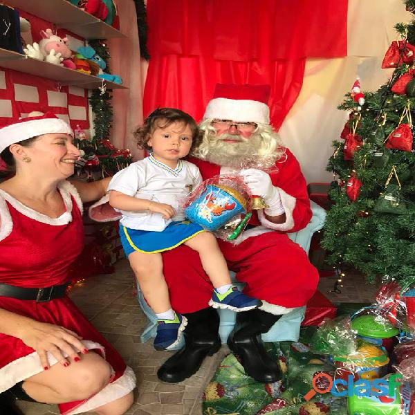 Papai Noel para visita em residencia , festas e eventos 2