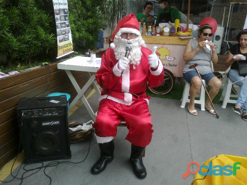 Papai Noel para visita em residencia , festas e eventos 1