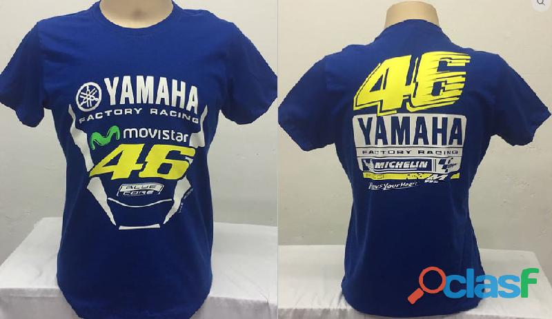 AA   Camisetas Moto Velocidade Valentino Rossi, VR46, The Doctor, The Donkey, BMW, Monster 9