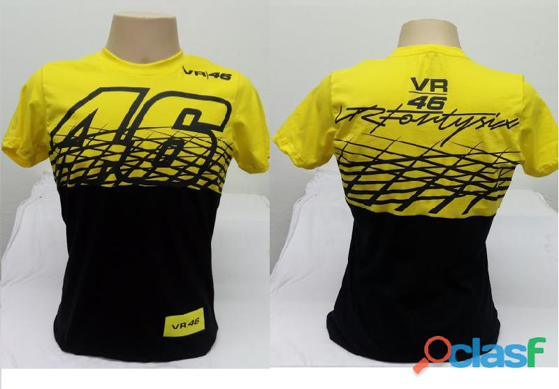 AA   Camisetas Moto Velocidade Valentino Rossi, VR46, The Doctor, The Donkey, BMW, Monster 4