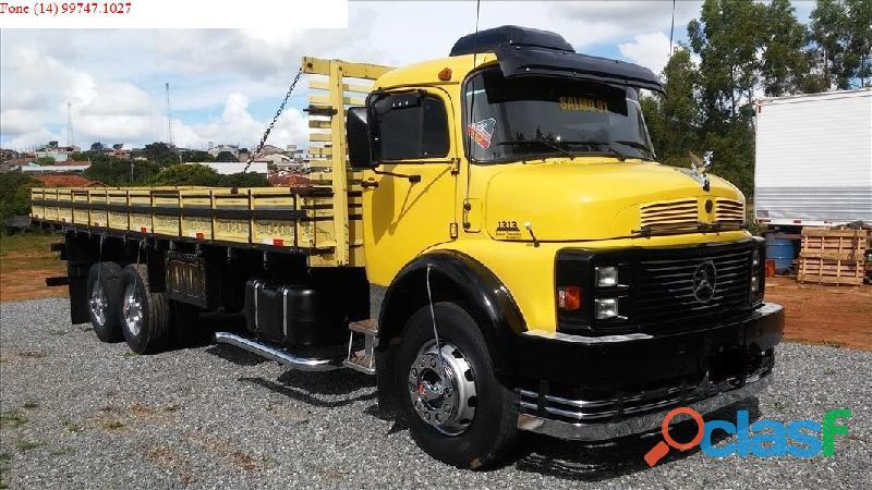 Caminhão mb 1313 ano 1980