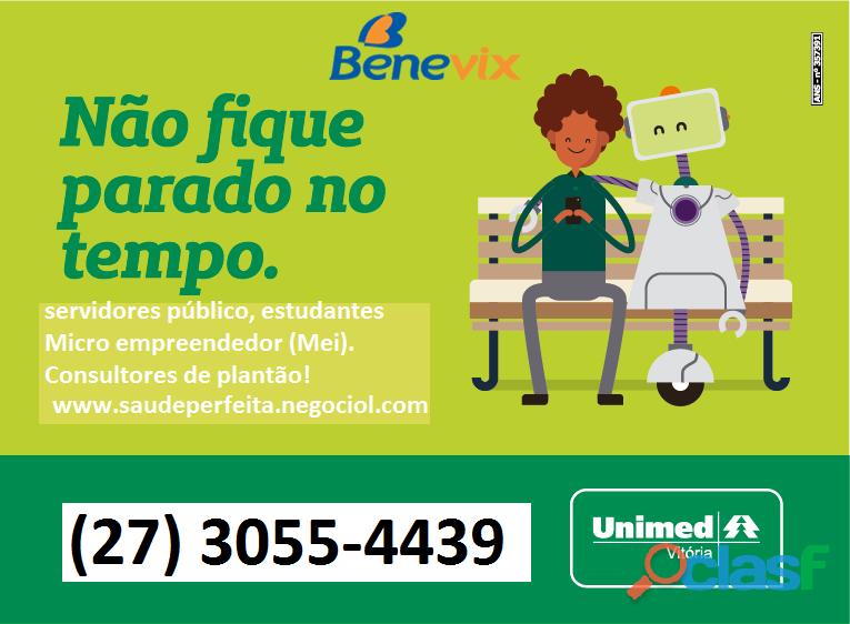 Planos unimed benevix es (27) 3055 4439