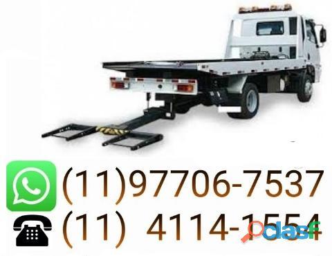 Guincho morumbi 011977067537 ou 01141141554 carga para bateria