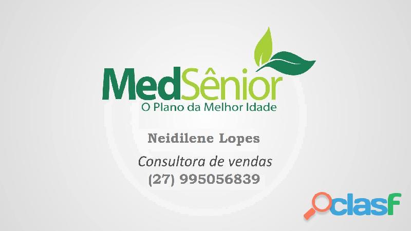 Medsenior planos (27) 3055 4439 (27) 99505 6839