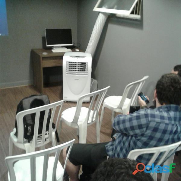 Locação de aquecedor eletrico para ambiente interno curitiba 1