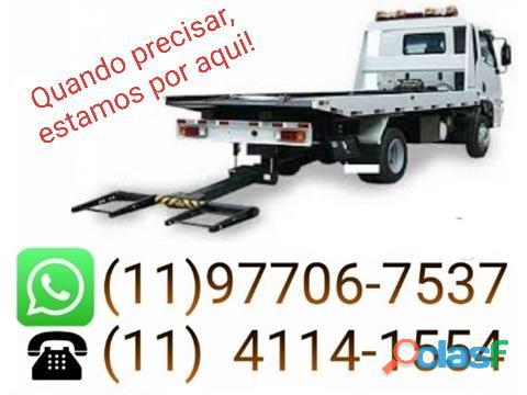 Guincho Vila Mariana 011977067537 ou 011 41141554 Carga em bateria 1