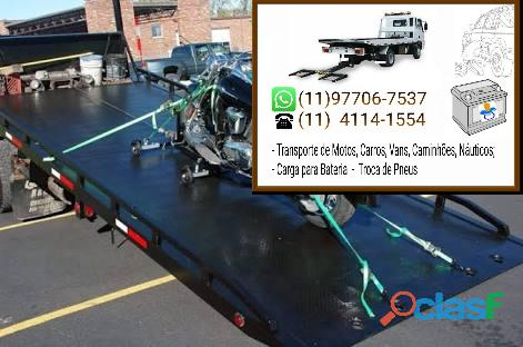 Guincho Vila Mariana 011977067537 ou 011 41141554 Carga em bateria 6