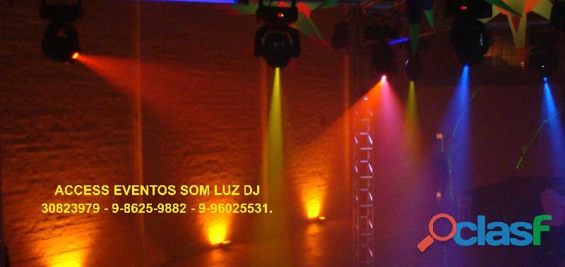 Som, Luz, dj, Palco, Tablado,Tenda, Passarela, Som Pra Banda, tablado de vidro. Ligue 9 8625 9882.