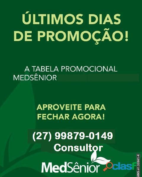 Mesenior planos tabelas em promoção ligue (27) 3055 4439