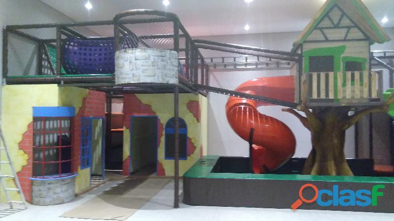 Reforma e manutenção de KID PLAY (Brinquedão)