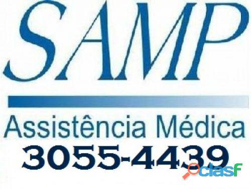 Planos Samp com odontológico grátis (27) 3055 4439 1