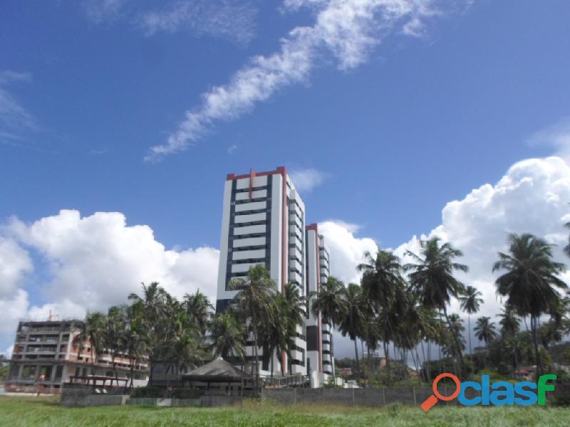 Residencial paradise beach em guaxuma vendo apto 2 qts suite 01 vg