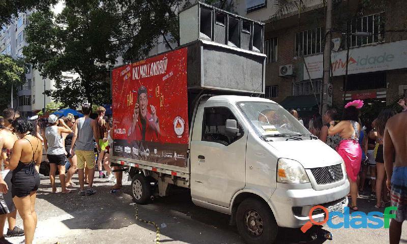 Carro de Som Rio de Janeiro 1